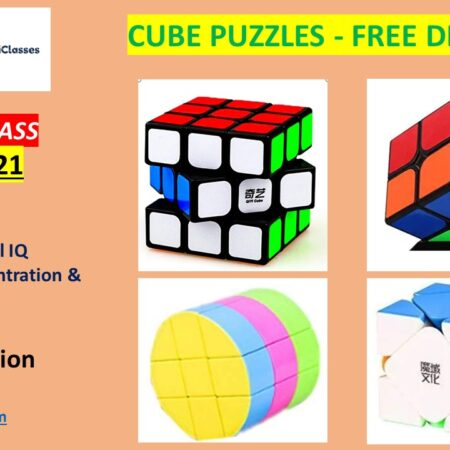 Introduction to Cubing Combo – June 28 -July 23