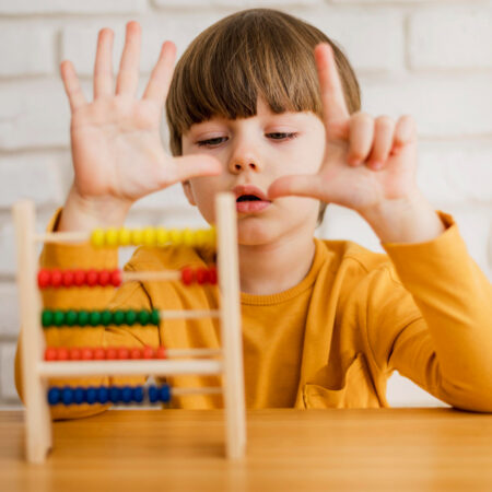 Introduction to Abacus Math (Jun 28 – July 9 2021)